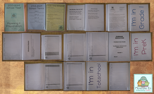 2013/2014 Planning and Prep File