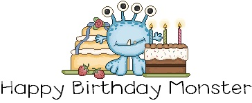 happybirthdaymonster