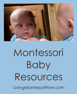 montessori Montessori Baby Resources