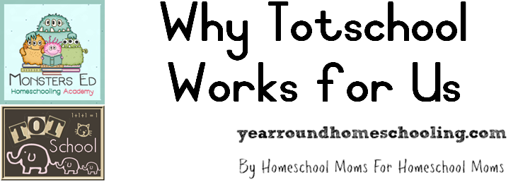 Click on the above image to read my Totschool contribution on the new collaborative blog, Year Round Homeschooling.