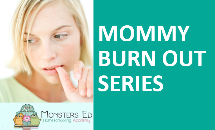 mommy burn out