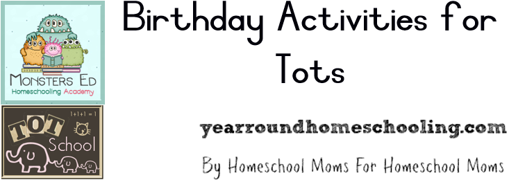 Click on the above image to read this months installment on the Year Round Homeschooling Blog