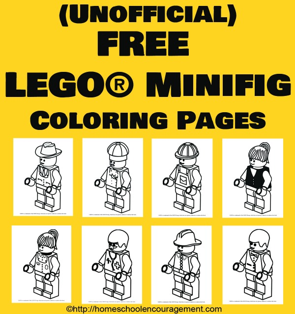 Friday Freebie: Lego Resources