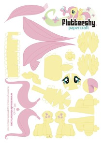 Friday Freebie My Little Pony