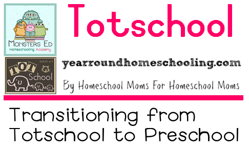 20150811 Transitioning from Totschool to Preschool
