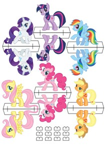 Captivating Friday Freebie My Little Pony
