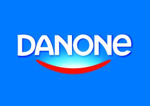 Hd Logo Danone Ouvert - Copy