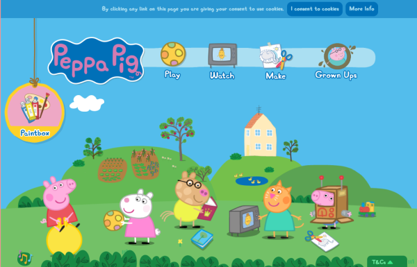 Friday Freebie: Peppa Pig Printables