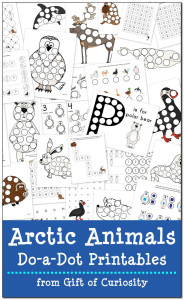 My Arctic Animals Do A Dot Printables Pack Contains 26 Pages Of Worksheets As Kids Complete These They Will Work On