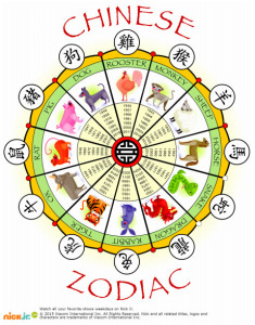 Zodiac With This Printable Colorable Book Chinese New Year Colouring You