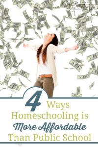 Frugal Homeschooling