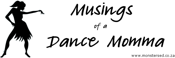 musings of a dance momma