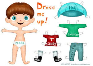 Paper Doll Resources