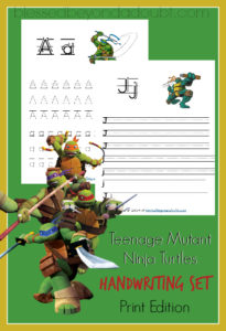 Teenage Mutant Ninja Turtles Resources