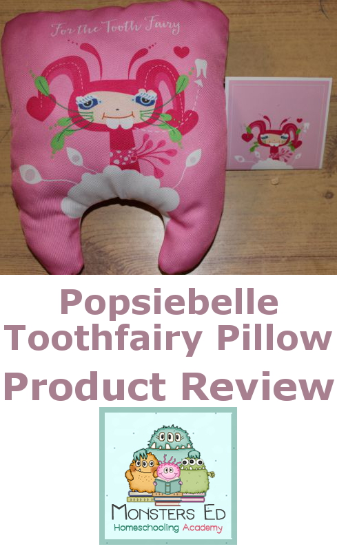 Toothfairy Pillow