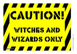 Witches and Wizards