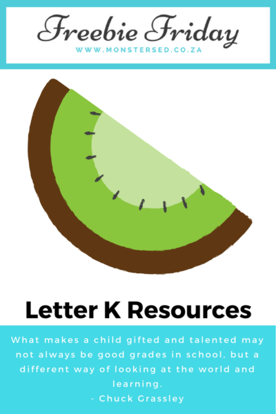 Letter K Resources