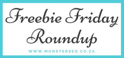 Freebie Friday Roundup