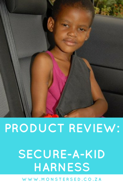 Secure-A-Kid Harness