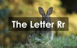 Letter R Resources