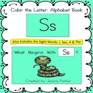 Letter S Resources