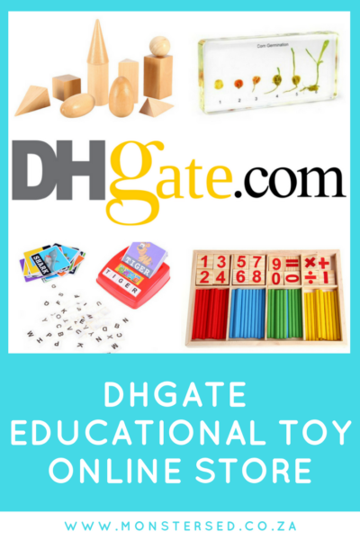 Educational Toy Online Store