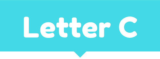 Letter C Resources