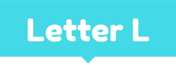 Letter L Resources