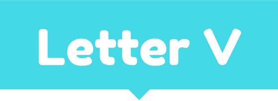 Letter V Resources