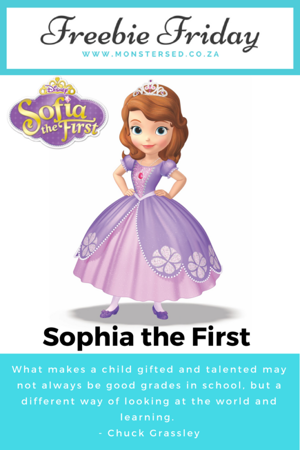 Sophia the First