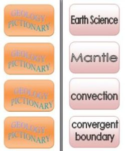 Freebie Friday - geology printables