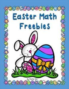 Freebie Friday - mathematics