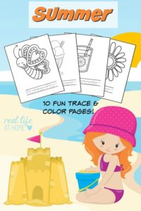 Freebie Friday ~ Summer Activities