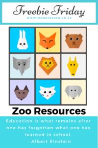 zoo resources