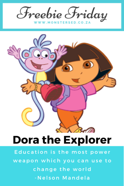 Dora the Explorer Resources