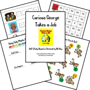 Curious George Resources