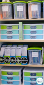 Homeschool Tools - Organisation