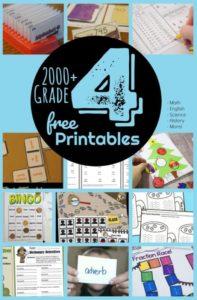 Grade 4 Resources