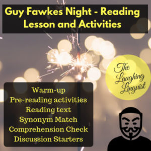 Guy Fawkes Resources