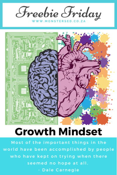 Growth Mindset Resources