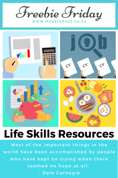 Life Skills Resources
