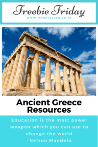 Ancient Greece Resources