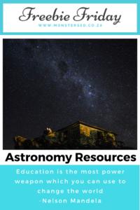 Astronomy Resources