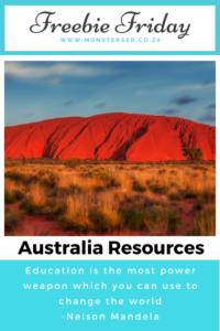 Australia Resources