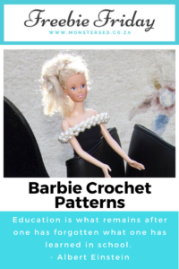 Barbie Crochet Patterns