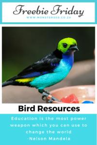 Bird Resources