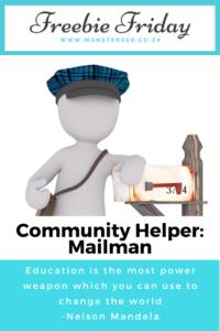Community Helpers: Mailman Resources