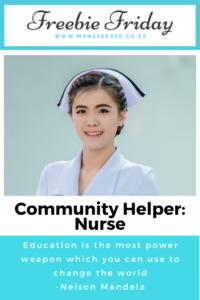 Community Helpers: Nurse Resources