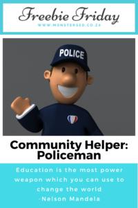 Community Helpers: Policemen