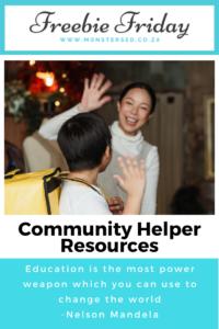 Community Helper Resources